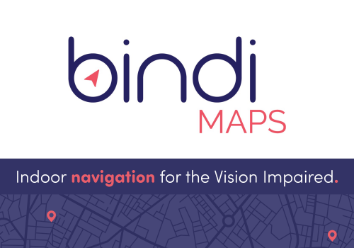 Bindi Maps – Assisting the Vision Impaired