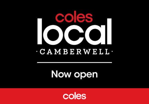 Coles Local Now Open
